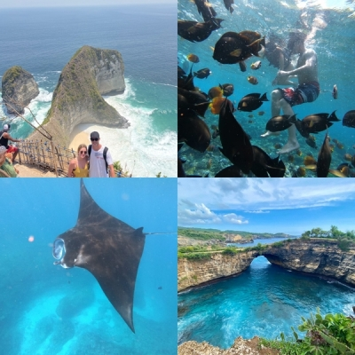 Snorkeling and Tour Nusa Penida