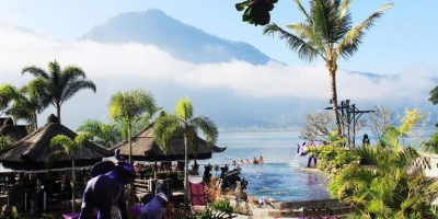 Kintamani and Hot Spring Tour